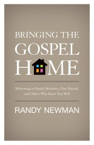 Bringing the Gospel Home Book